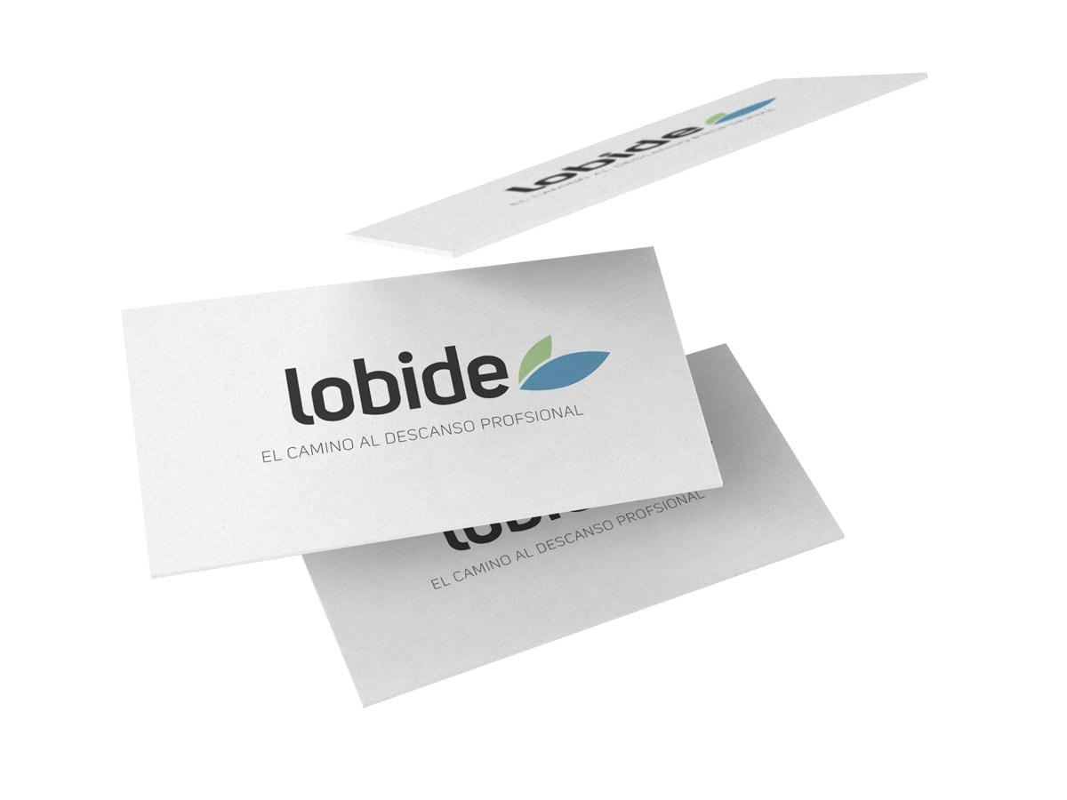 Imagen Corporativa - Colchonería Lobide